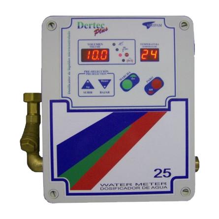 Dertec Plus 25 Automatico Padaria Medidores Agua Andres Corteseoliveira
